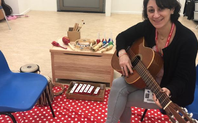 Reflections on music therapy going online