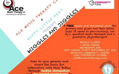 Wiggles and Jiggles – Fully Funded Mum and Baby Group